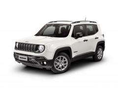 Plan Jeep Renegade