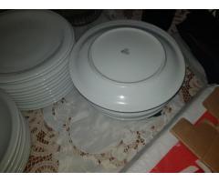 Plato De Porcelana Schmidt De 26 Cm