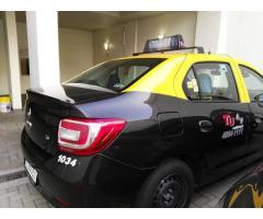 Vendo Taxi Logan 2018