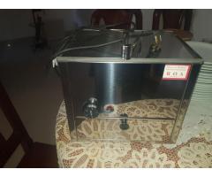 Panchera Electrica Calienta Pan Profesional Super Panchos