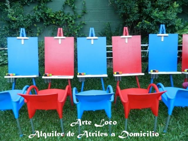 Alquiler de Atriles Infantiles a Domicilio Berazategui - 1/4