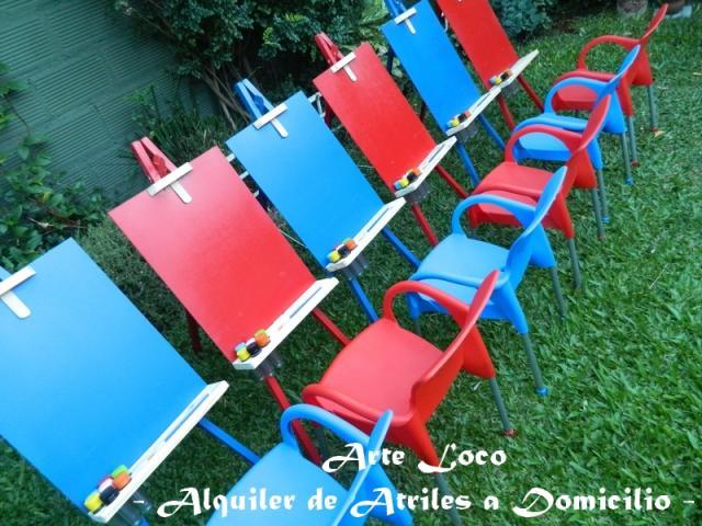 Alquiler de Atriles Infantiles a Domicilio Berazategui - 2/4