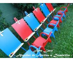 Alquiler de Atriles Infantiles a Domicilio Berazategui - Imagen 2/4