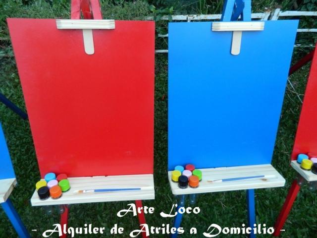 Alquiler de Atriles Infantiles a Domicilio Berazategui - 3/4