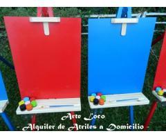 Alquiler de Atriles Infantiles a Domicilio Berazategui