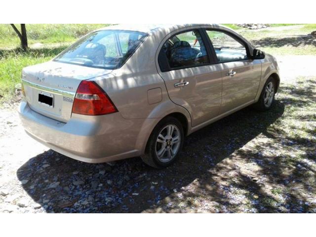 Chevrolet Aveo Lt 2012 Solo Venta Precio Negociable Formosa