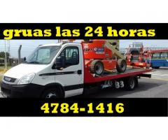 SERVICO DE GRUAS LAS 24HS EN GBA Y CAPITAL FEDERAL //1552281032//