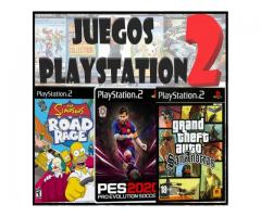 JUEGOS  PS2 PLAYSTATION 2  A  ELECCION