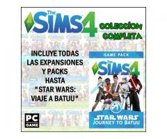 Los Sims 4 + Todas Las Expansiones Actualizado 2020