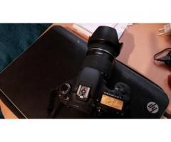 Cmara Reflex Digital Canon EOS 7D