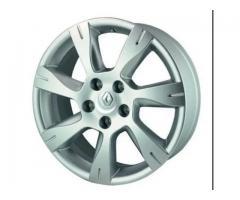 Vendo o Permuto 4 ruedas completas Renault Fluence 17