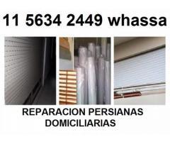 Reparacion persianas domiciliarias 1156342449
