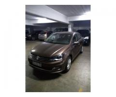 VW Polo L/16 1.6 2016 -FULL - Único titular - 32373 Km.