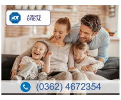 Alarmas para casas en Chaco (0362) 4672354 | ADT Agente Oficial