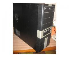 CPU 2 Ghertz 2Giga RAM