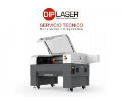Servicio Técnico Reparación Maquina Laser Corte Y Grabado.