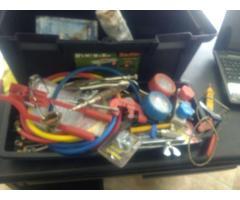 Herramientas de refrigeracion y aire acondicionado