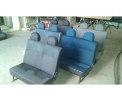 3° fila de asientos y portaequipaje de Kangoo