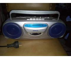 Radio Pasacassette A Reparar Casetera