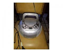 Radio-Dvd-Cassette