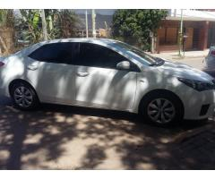 Toyota corolla XLI 2016 1.8 MT