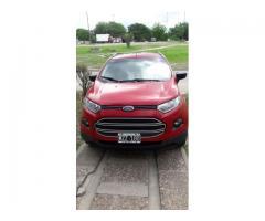 Vendo Ford Ecosport 2013