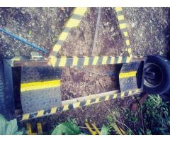doly dos ruedas reforzado usado enganche bolita,ezeiza