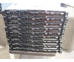 Lot de 3 Servidores Dell Poweredge R410.