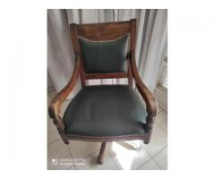 SILLON ESCRITORIO ANTIGUO