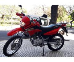 Honda Xr 125 L 2013 - 15.000 Km.