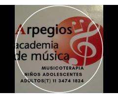 Musicoterapia Todas las Edades