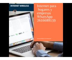 SERVICIO DE INTERNET EN MENDOZA