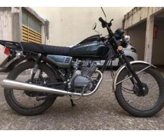 Vendo moto Zanella sapucai 150 2018