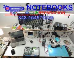 ¿No enciende tu notebook ? Reparaciones MOTHER ,micro electrónica