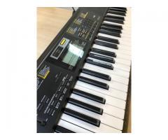 Impecable Y Casi Nuevo Teclado Y Sintetizador Casio Ctk-2400