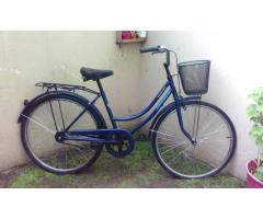Bicicleta De Paseo Full! Rodado 26 Excelente Lista Para Usar