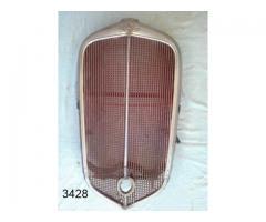 mascara, parrilla Chevrolet 1933 al 34.