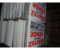 Carteles en Plástico Corrugado Inmobiliaria