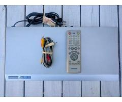 Reproductor de DVD Samsung Control Remoto Cables DVD MP3
