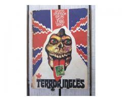 Libro Terror Ingles - Varios Autores - Ed. de la Urraca - 1978