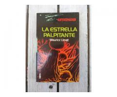Libro La Estrella Palpitante - Maurice Limat - 1980