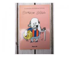 Libro Llamada Internacional - Osvaldo Soriano