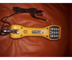 Microteléfono De Prueba Para Líneas Telefónicas Fluke Ts 120