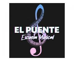 Escuela de Música El Puente.Todos los instrumentos Caballito/Chacarita
