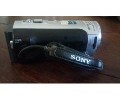 vendo cámara filmadora Sony HDR-CX220