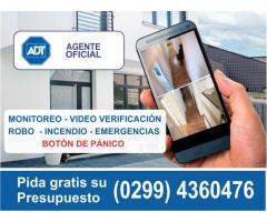 Sistema de Seguridad en Neuquén Tel (0299) 4360476 ADT
