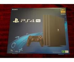 PlayStation 4 pro 1Tb con 2 consolas