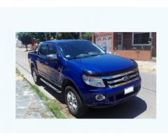 Ford Ranger XLT, 3,2 lts, 4x4, Doble Cabina, ¡IMPECABLE!