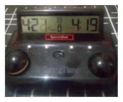 Reloj Digital de ajedrez.