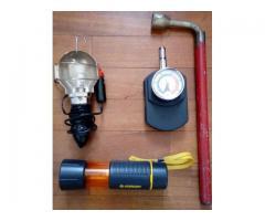 Kit de Seguridad Auto (4 elementos)
